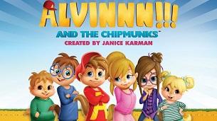 Alvinnn!!! and The Chipmunks (2015)