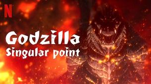 Godzilla Singular Point (2021)