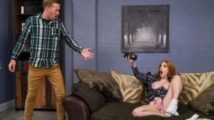 TeensLikeItBig – Scarlett Jones – Curious Babysitter Gets Fucked Hard